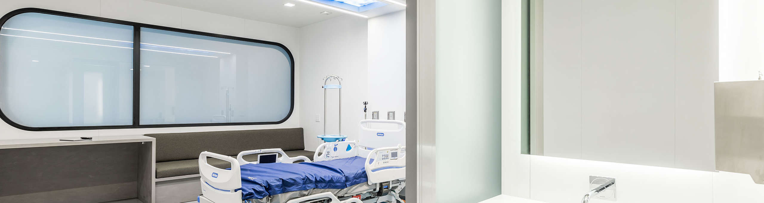 Modular Patient Rooms