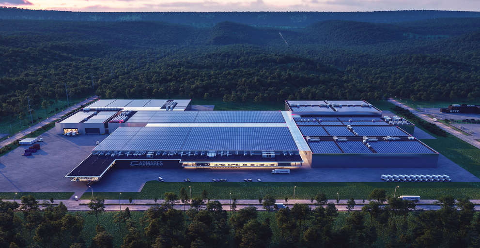 ADMARES and Porsche Consulting are collaborating in a new Smart Factory