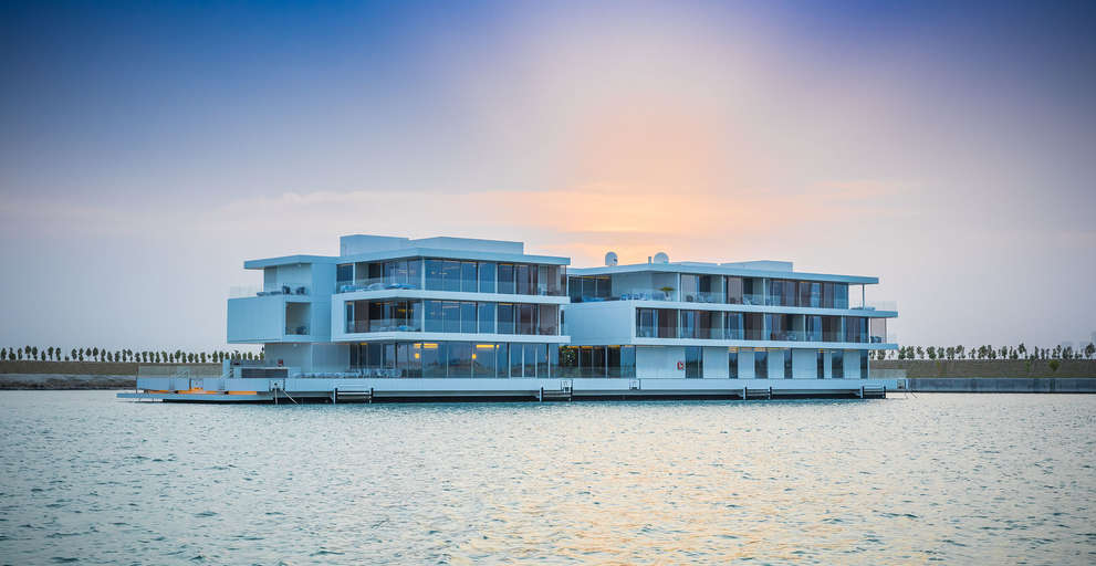 The World's largest floating villa is now operating autonomously