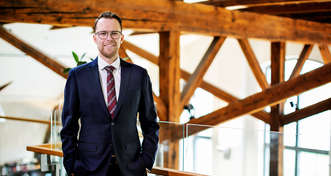 ADMARES announces Kaj Casén as new Chief Executive Officer
