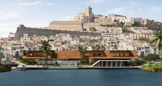 ADMARES announces new floating villa line in collaboration with SAOTA and ARRCC