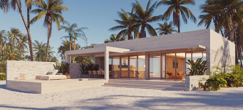 NEOM Luxury Villa made by ADMARES