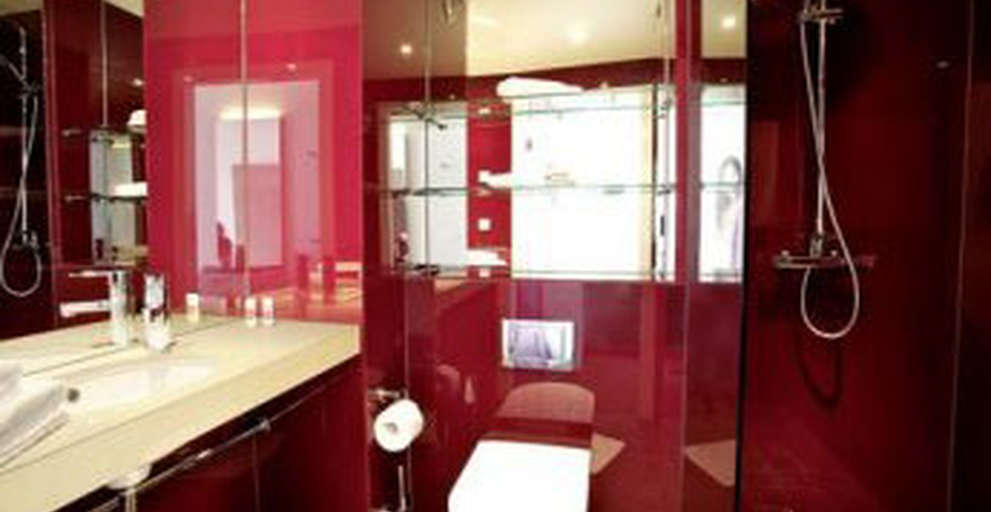 Admares delivers modular bathrooms for the hotel Smartino in Schwaebisch Hall, Germany