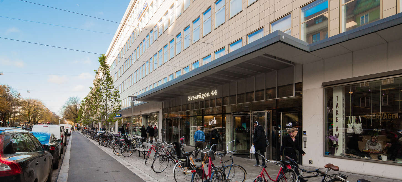 Hotel With Sveavägen Stockholm