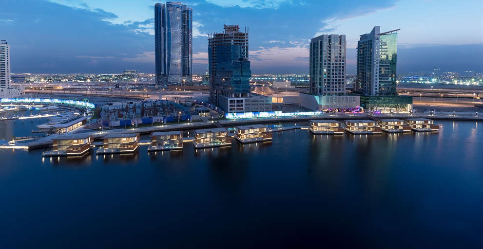 The National: Dubai's first water homes are ready to move into